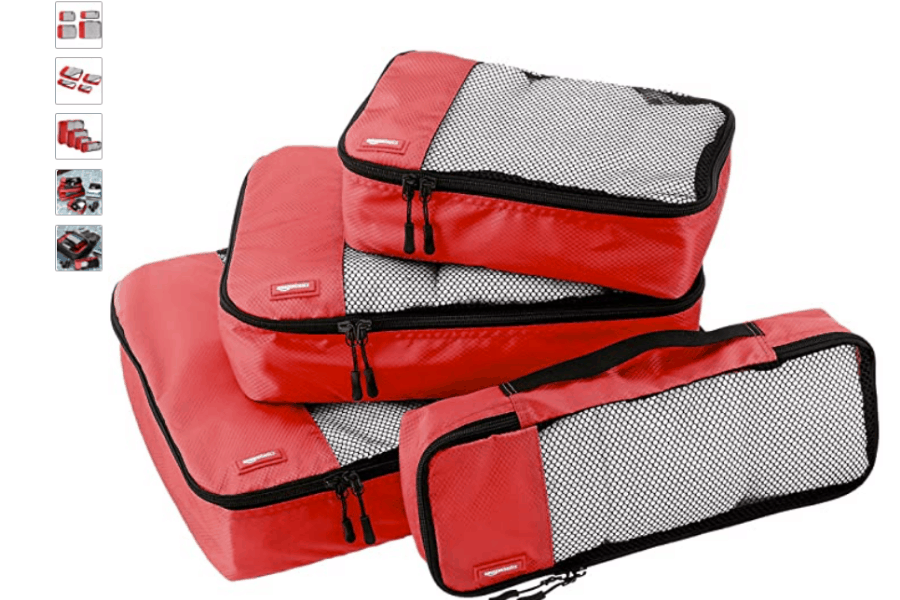 Travel Packing Cubes are great tools for the female traveler