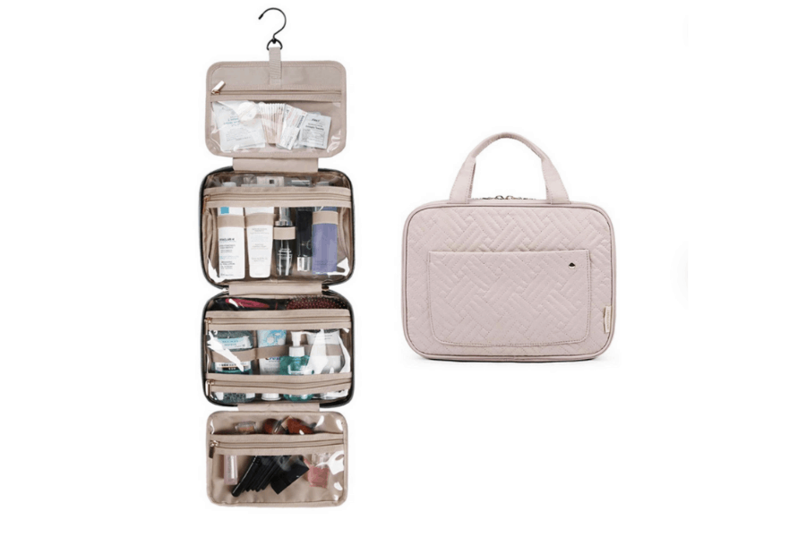 Toiletry Travel Hanging Bag for travel lover